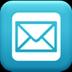 Social logo envelope